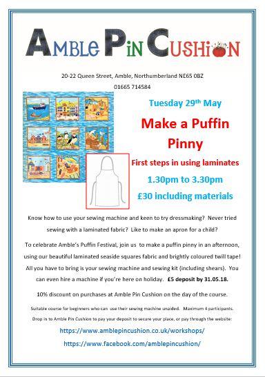 Puffin Pinny May 18 Jpeg